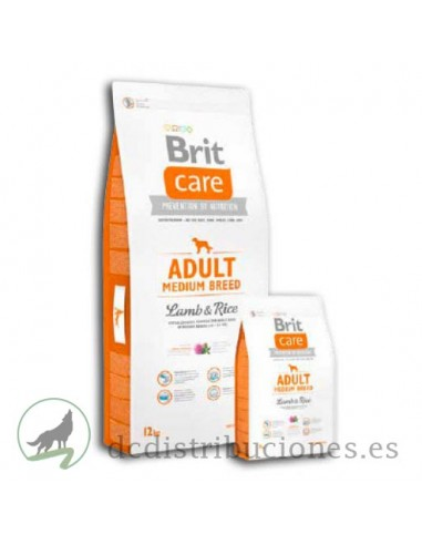 Brit Care Adulto razas medianas...