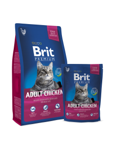Brit Premium Cat Adult con...