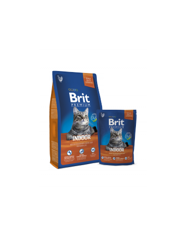 Brit Premium Cat Adult Indoor pienso...