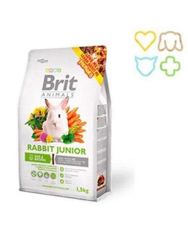 Brit Animals Conejo Junior Complete...