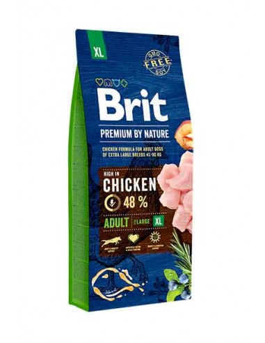 Brit Premium by Nature Adulto XL